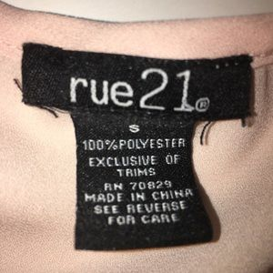 Rue21 Tops - Rue 21 shirt